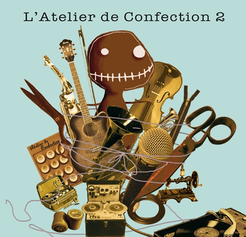 cd - l'atelier de confection